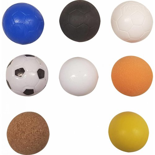 Try out the set of balls (8 pieces)