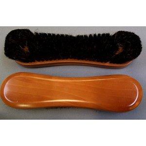 Billiard brush horsehair. brown