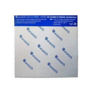 Aramith microfibre cloth 18x20 cm