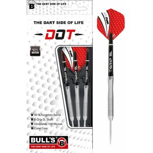 BULL'S Dot D2 90% Tungsten Steel Dart
