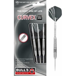 BULL'S Curvex C1 Steel Dart