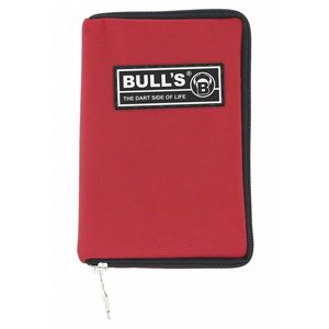 BULL'S TP Dartcase red