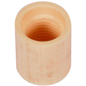 Billiard cue Middle ring plastic ivory