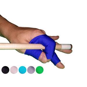 Biljarthandschoen Artemis finger wrap 2.0