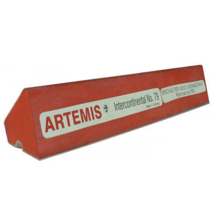 Rubber tire Artemis no. 79