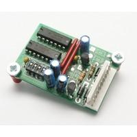 Pool artikelen circuit board garlando pool table / soccer table coin insert