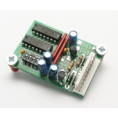 circuit board garlando pool table / soccer table coin insert