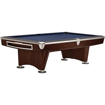 Pool table Brunswick Gold Crown VI pool table walnut 9ft