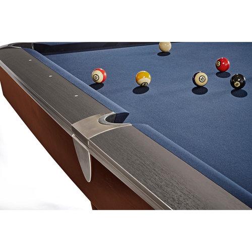Brunswick Pool table Brunswick Gold Crown VI pool table walnut 9ft