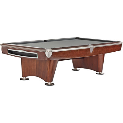 Pooltafel Brunswick Gold Crown VI pooltafel mahonie 9ft