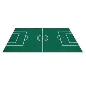 Soccer table Playfield hard formica