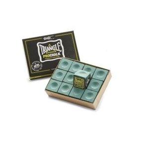 Triangle Pro chalk snooker billiards(per piece or in a box)