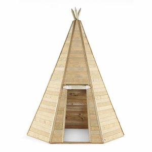Speelhuis  Grand Wooden Teepee Hideaway