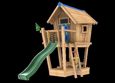 Speelhuis/speeltorens