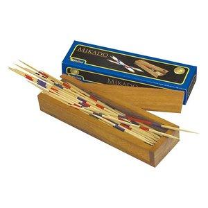 Mikado in houten doos 19,5x5,5 cm