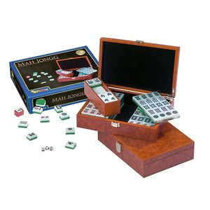 Mahjong set design box