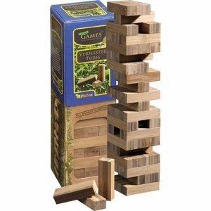 Timber bamboe
