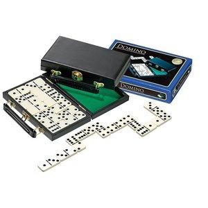 Domino dubbel 6 19x12cm