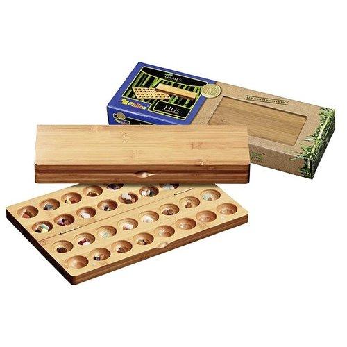 PHILOS  Hus klein bamboe cassette 295x192mm