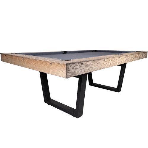 BUFFALO Pool table Harlem cement + top