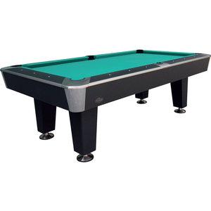 Pool table Buffalo Outrage II, 7 ft black mat
