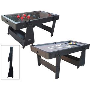 Air hockey / Pool table Twist 2-1 Max wheels