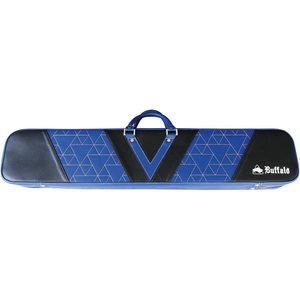 Buffalo keutas Pro Deluxe zwart/blauw 2B/6S