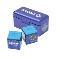 Hanbat Hanbat krijt in metalen box (2 stuks)