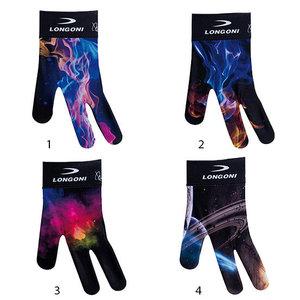 Glove Longoni Fancy Color Explosion