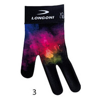 LONGONI Handschoen Longoni Fancy Color Explosion