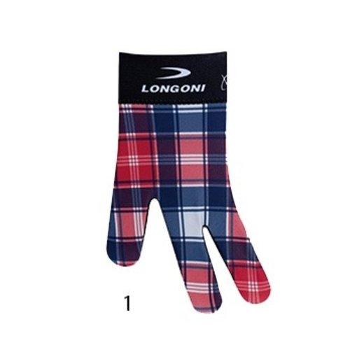 LONGONI Handschoen Longoni Fancy Check