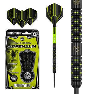 Winmau MvG Adrenalin steeltip dartpijlen