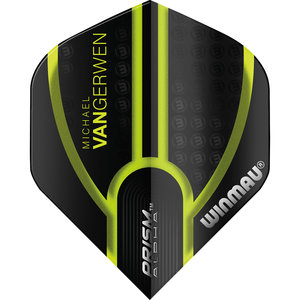 Winmau MvG Prism Alpha flight black