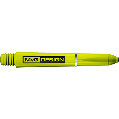 Winmau MvG Signature Nylon shafts green short