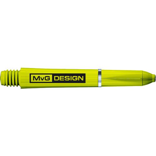 Winmau Winmau MvG Signature Nylon shafts green short