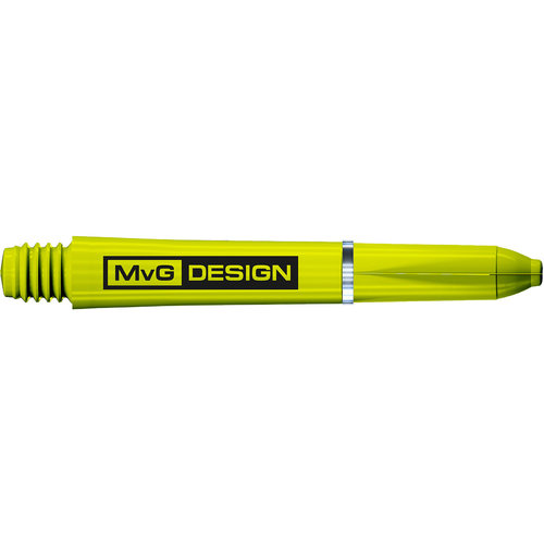 Winmau Winmau MvG Signature Nylon shafts groen short