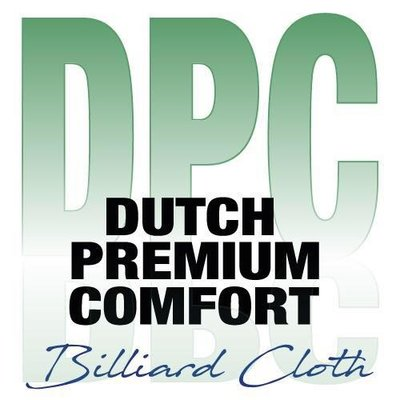 DPC billiard cloth - Dutch Premium Comfort compleet