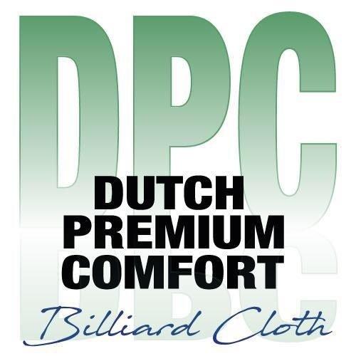 DPC DPC billiard cloth - Dutch Premium Comfort compleet