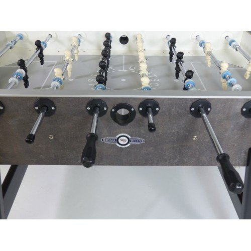 Deutscher Meister Foosball table Deutscher Special Edition Concrete