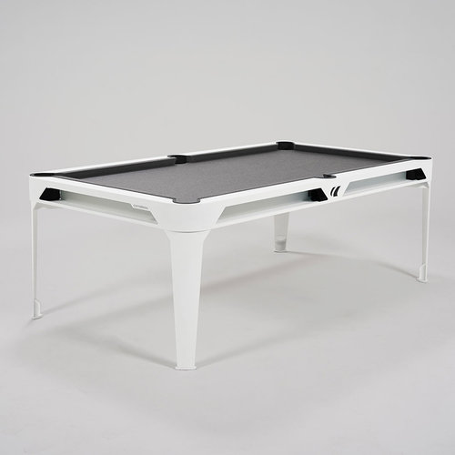 CORNILLEAU Hyphen outdoor pool table white