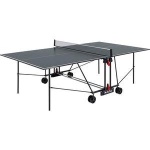 Buffalo Basic indoor table tennis table gray