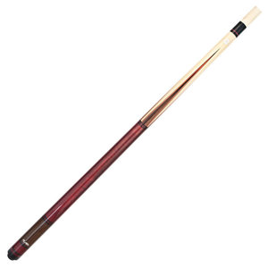 Carom cue RAID RD-4 red / rosewood prongs