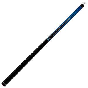 Carom cue NovaRossi Satyr blue / black