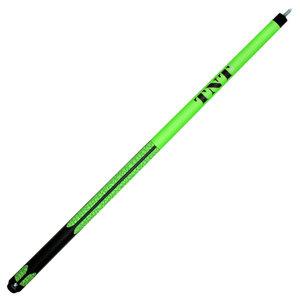 Falcon ® TNT-3 Break cue - Florescent green