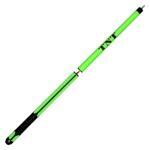 Falcon a'® TNT-3 Jump/Break cue - fluor green