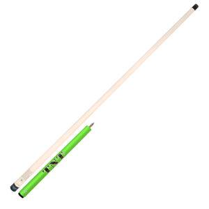 Falcon ® TNT-3 Jump cue - fluor green