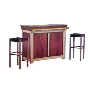 Bar OLERON & 2 stoelen