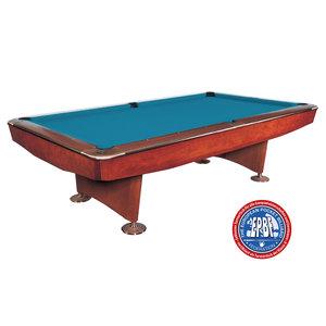 Pool table Dynamic II, 9 ft, brown