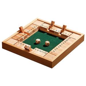 Philos Shut the Box 12 4 spelers.