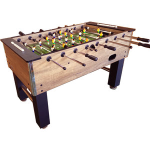 Voetbaltafel TopTable Competition Wood
